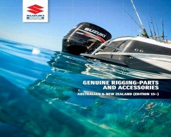 Suzuki Outboard SMIS System 15/' Backbone Cable 36662-88L30