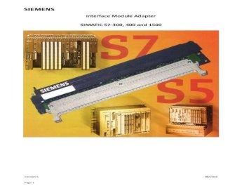 SIEMENS SIMATIC S7 6ES7432-1HF00-0AB06ES7 432-1HF00-0AB0 E:5