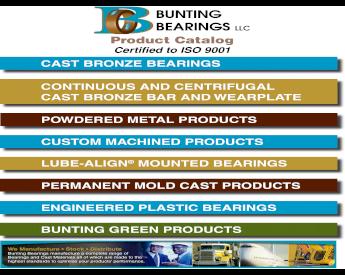 Sleeve Bearing,I.D 1-1//4,L 1 BUNTING BEARINGS EP202416