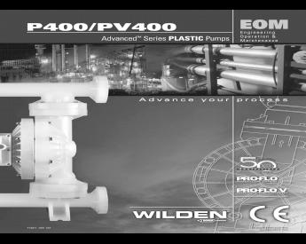 WILDEN   04-3526-52   GASKET CENTER BLOCK     NEW NO BOX