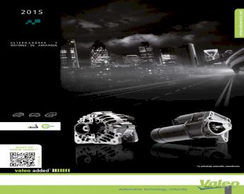 Regolatore Alternatore Valeo 593689