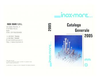DIN 7991 10 viti a testa svasata piana con cava esagonale M8 x 80//80 in acciaio inox A2
