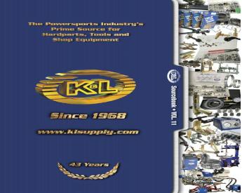 K/&L Supply 69-76 Honda CB750K K/&L Float Bowl Gaskets